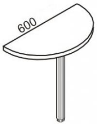 Приставной элемент 2 П-630