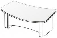 Стол директорский 3 СВ-920
