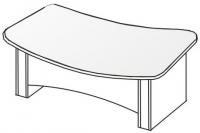 Стол директорский 3 СВ-122