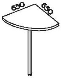 Приставной элемент 7 П-650