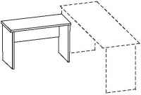 Приставной стол 7 СП-510