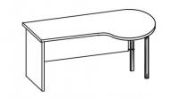 Стол офисный 2 СА-160