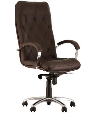 Кресло руководителя CUBA steel chrome