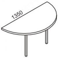 Приставной элемент 2 П-615