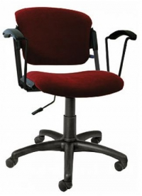 Кресло офисное ERA GTP black