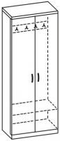 Шкаф 5 ДП-738