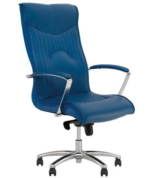 Кресло руководителя FELICIA steel chrome