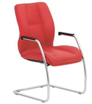 Конференц-кресло FORMULA CF LB steel chrome