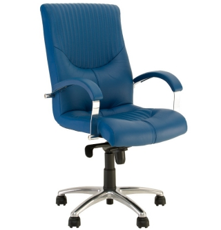 Кресло руководителя GERMES steel chrome LB