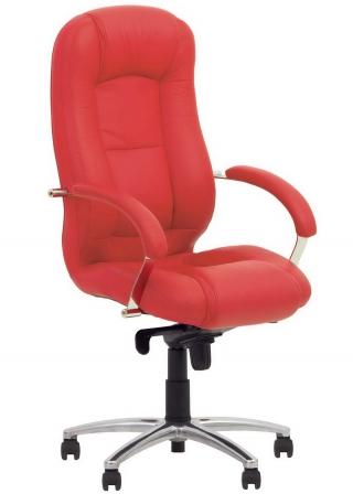 Кресло руководителя MODUS steel chrome