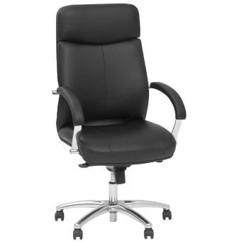 Кресло руководителя RAPSODY steel chrome