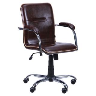 Кресло Самба-RC хром софт кант