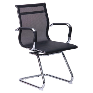 Кресло Slim Net CF чёрное