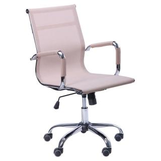 Кресло Slim Net LB сетка бежевый