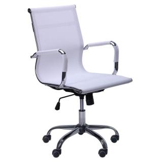 Кресло Slim Net LB сетка белый