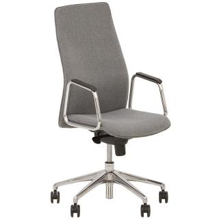 Кресло руководителя SOLO steel