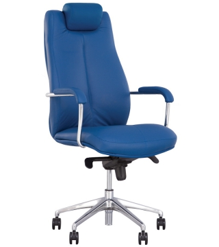 Кресло руководителя SONATA steel chrome
