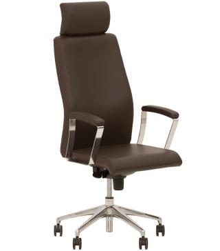 Кресло руководителя SUCCESS HR steel