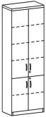 Шкаф архивный 3 ДК-701