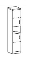 Пенал 2 ДК-318