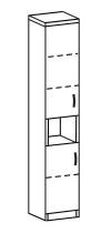 Пенал 2 ДК-321