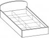 Кровать полуторная 5 КР-123