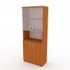 Шкаф со стеклом 7 ДС-718