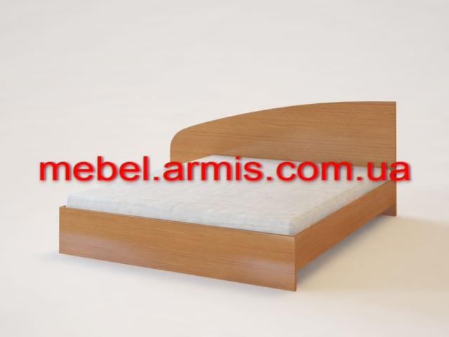 Кровать двуспальная ИСКд-07