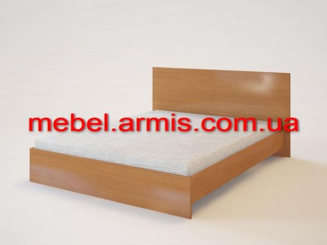 Кровать двуспальная ИСКд-06