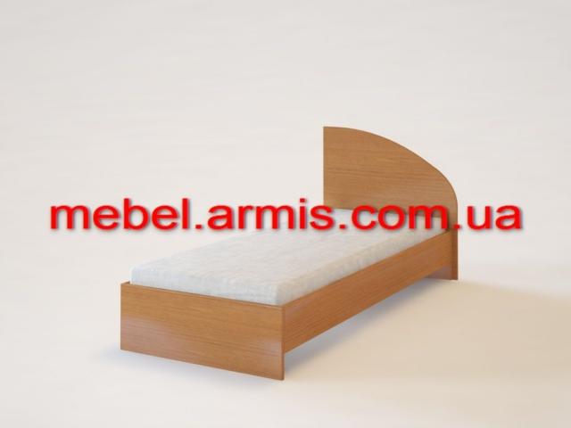 Кровать односпальная ИСКо-07