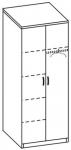 Шкаф 5 ДК-758