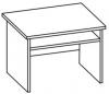 Стол письменный 5 СП-610