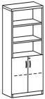 Шкаф для документов 3 ДМ-718