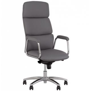 Кресло руководителя CALIFORNIA steel chrome