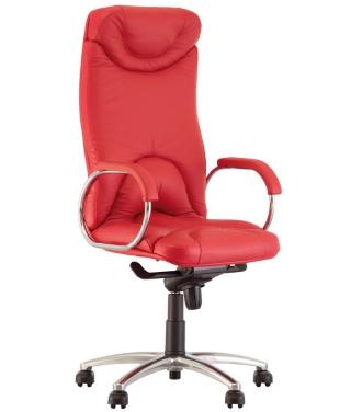 Кресло руководителя ELF steel chrome