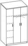 Шкаф 5 ДК-158
