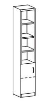 Пенал 2 ДМ-321