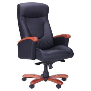 Кресло Галант MultiBlock кожзам Неаполь чёрный