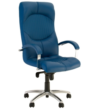 Кресло руководителя GERMES steel chrome