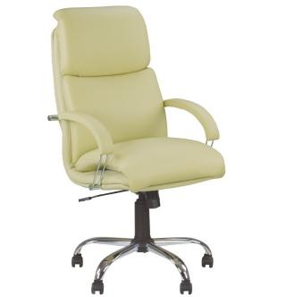 Кресло руководителя NADIR steel chrome