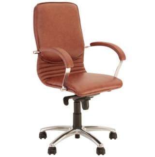Кресло руководителя NOVA steel LB chrome