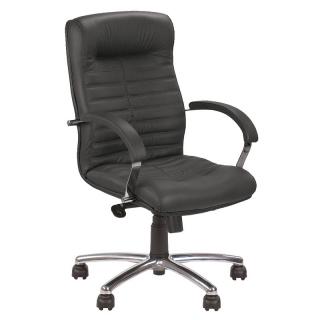 Кресло руководителя ORION steel LB chrome