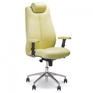 Кресло руководителя SONATA R steel chrome