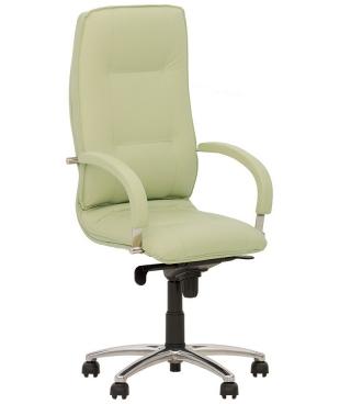 Кресло руководителя STAR steel chrome