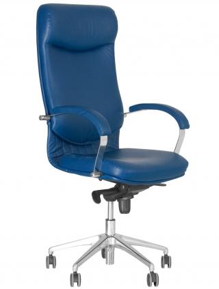 Кресло руководителя VEGA steel chrome